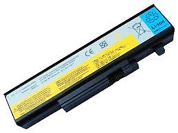 סוללה חלופית  ל מחשב נייד  IBM LENOVO IdeaPad Y450, Y450A, Y450G, IdeaPad Y550, Y550A,Y550P   5200MAH 6cell - 1