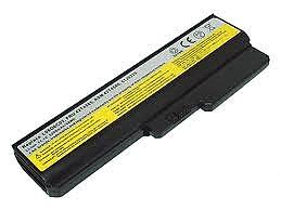 סוללה חלופית ל מחשב נייד IBM/ Lenovo 3000 G430 G450 G530 G550 IdeaPad Z360 5200MAH 6 CELL - 1