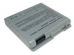"""סוללה חלופית ל מחשב נייד 9 תאים Apple M7318 M7385 PowerBook G3 9Cell 12"""" M6359J/A M7385 6600MAH - 1"""