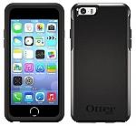 כיסוי לאייפון 7 שחור OtterBox Symmetry