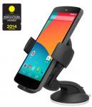 מעמד לרכב משולב טעינה אלחוטית! iOttie Easy Flex Wireless Qi