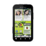 Motorola Defy Plus עברית-ח.י שנתיים אחריות