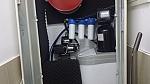מערכת ריכוך מים 0 אבנית פילטרים והגברת לחץ משולבת