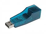 מתאם USB לרשת קווית (כבל רשת)