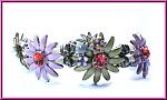 צמיד Star Flower צבעוני