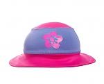 כובע פטריה בנות מבד מסנן קרינה