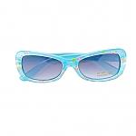 משקפי שמש לבנות דגם כחול פרחוני
