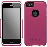 כיסוי otterbox commuter ורוד ל iphone 5