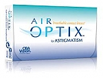 3 עדשות צלינדר Air Optix for Astigmatism