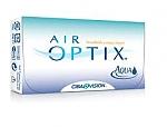 6 עדשות חודשיות Air Optix Aqua