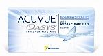 6 עדשות דו שבועיות טוריות Acuvue Oasys For Astigmatism