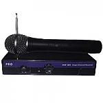 מיקרופון אלחוטי ידני PRO VHF301