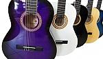 גיטרה קלאסית BELL במבחר צבעים