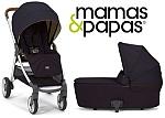 עגלה משולבת Armadillo Flip XT Mamas & Papas ארמדילו