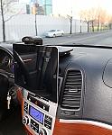 תושבת טאבלט אייפד אוניברסלית לנהג לרכב