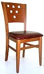 כיסא פינת אוכל יהלום