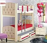 מיטת קומותיים דגם ממו