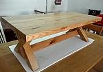 שולחן סלון דגם אקס