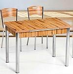 פינת אוכל איזמיר +4 כסאות