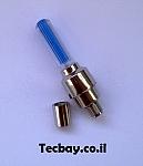 תאורת LED לונטיל - כחול