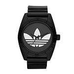 שעון adidas אפנתי - שחור
