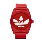 שעון adidas אפנתי - אדום