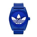 שעון adidas אפנתי - כחול