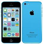 טלפון סלולרי iPhone 5c 16GB SimFree מהיצרן Apple אפל - כחול