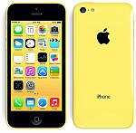 טלפון סלולרי iPhone 5c 16GB SimFree מהיצרן Apple אפל  - צהוב