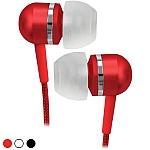 אוזניות כפתור SilverLine SL-007