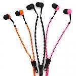 אוזניות ריץ'ראץ' (רוכסן) לכל סוגי המכשירים