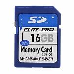 כרטיס זיכרון SD 16GB