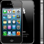 טלפון סלולרי iPhone 4s 16GB Sim free מהיצרן Apple אפל