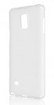 כיסוי סיליקון שקוף Galaxy Note 4