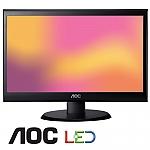 """מסך מחשב """"21.5 AOC LED E2250SWDN"""