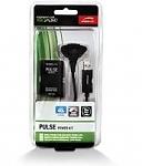 מטען לבקר משחק לאקסבוקס SpeedLink Pulse Power Kit For XBOX 360