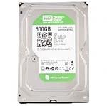 כונן קשיח Western Digital Caviar Green WD5000AZRX 500GB Sata III