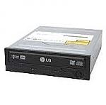 צורב LG DVD±RW GH24NS x24 Black SATA OEM