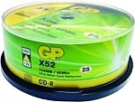 דיסקים לצריבה GP CD-R 700MB 80 Min Media 25-Pack