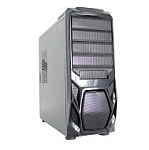 מארז Knight-18 MIDI ATX Black With + 1X80MM Fan (Arctic Cooling) (No PSU)