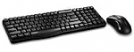 סט עכבר ומקלדת אלחוטית ברוסית Rapoo 2.4GHz Wireless Optical Mouse And Keyboard Set X1800 Russian