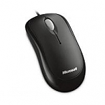 Microsoft Basic Optical Mouse USB Black OEM