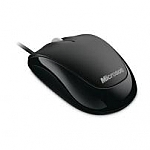 Microsoft Compact Optical Mouse 500 Black Retail