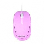 Microsoft Notebook Optical Mouse 500 Pink Retail