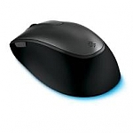 Microsoft BlueTrack Comfort Mouse 4500 USB Black Retail