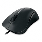 עכבר בלו-טרק Microsoft BlueTrack Comfort Mouse 6000 USB Black Retail