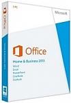 אופיס Microsoft Office 2013 Home & Business English Retail - רישון למחשב אחד