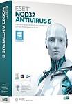 אנטי וירוס ESET NOD32 AntiVirus V6.0 - שנה אחת - ארבעה מחשבים
