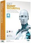 תוכנה להגנת המחשב ESET Smart Security V6.0 - שנה אחת - ארבעה מחשבים