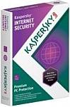 תוכנה להגנת המחשב Kaspersky Internet Security 2013 Retail - שנה אחת